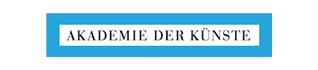 Akademie der Künste Logo