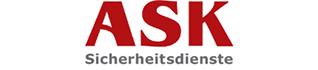 ASK-Allgemeine Sicherheits- und Kontrollgesellschaft mbH Berlin - Logo